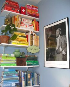 East #1: Nest's Lovelier Library | Apartment Therapy