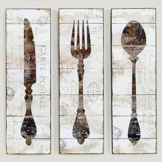cutlery wall art 700x700 Decoupage Vintage, Decoupage Paper, Kitchen Clipart, Decoupage Printables, Diy Crafts For Home Decor, Cutlery, Tableware, Painting, French Chateau