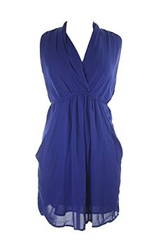 Bar III Women's Surplice Tie Back Shirtdress (Medium, Bri... https://www.amazon.com/dp/B01F7RZCSA/ref=cm_sw_r_pi_dp_x_D2g-xb77M1X7R
