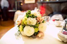 Michaela + Dustin Wedding 10.11.13 Photo By Once Like a Spark Photography