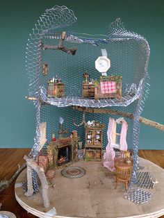 Tutorial: Fairy House Tree House