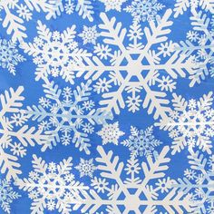 JAM Paper® Christmas Wrapping Paper - 25 Sq Ft - Blue Snowflakes Design Gift Wrap - Roll Sold Individually >>> Insider's special review you can't miss. Read more  : Wrapping Ideas