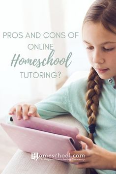 If your child is struggling to learn remotely with their school, they may still find success with online homeschool tutoring. It's all about finding the right resource that supports their learning style. Curriculum Planning, Homeschool Curriculum, How To Start Homeschooling, Online Homeschooling, Kids Homework, Spelling Activities, Homeschool High School, Online Tutoring, Kids Learning