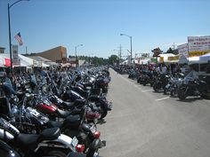 Sturgis Rally Webcams | Motorcycle Blog of Leatherup.com