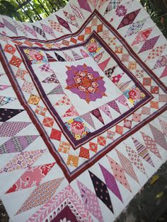 Fun Fabric Quilts: mrs billings