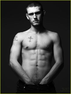 Alex Pettyfer...in nothing much.  Watching this guy in a movie is like watching a foreign film.  It could be on mute for all I care.
