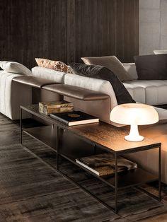 Minotti - Freeman Tailor SOfa - Idea for a sideboard table