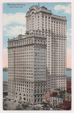 Whitehall Building, NYC