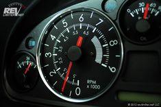 """Warbird"" style custom gauges by Revlimiter.net"