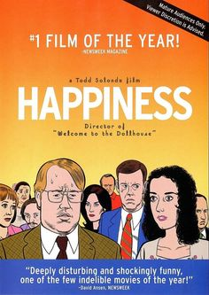 """""""Happiness"""" Todd Solondz"""