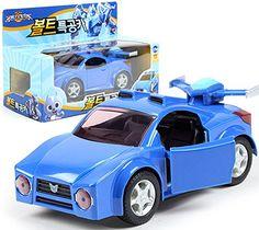 Transformer Miniforce Volt (Bolt) Die-Cast Mini Car Sonokong