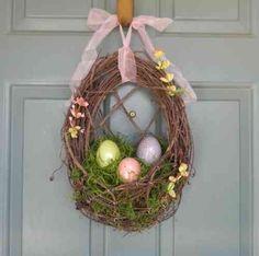 idée de déco de Pâques