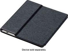 Amazon - Kindle Oasis Fabric Cover - Charcoal Black Charcoal Black, Charcoal Color, Kindle Oasis, Design Case, Amazon Kindle, Fabric Covered, Cool Things To Buy, Amber, Confidence