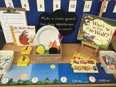 EYFS - time - make a clock/watch Year 1 Classroom, Early Years Classroom, Classroom Ideas, Make A Clock, Clock For Kids, Maths Eyfs, Numeracy, White Rose Maths, Reading Den