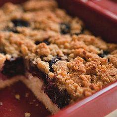 Cherry Breakfast Cake | Rachael Ray Mag