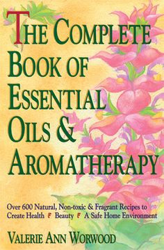 So much great information. If you are excited to learn more about essential oils, this is a great book for you. It's filled with over 600 natural, non-toxic and fragrant recipes for health, beauty, and cleaning. This is a book you'll use time and time again. click on image to read more about this book and get it for your collection