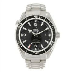 Seamaster Planet Ocean bracelet watch
