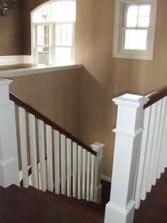 Amazing Replacing Stair Spindles · Stair SpindlesRailingsStaircasesHome  DepotStairs