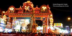 The Attukal Bhagavathy Temple, believed to be the Sabarimala for women, is the destination when it comes to celebrating the famous Attukal Pongala. Devi Attukal Bhagavathy is believed to be the divine form of Kannaki who is the heroine of  of Chilappathikaaram, written by Ilango Adikal. Devi Bhagavathy is also considered a incarnation of Goddess Parvathy. #TempleTrivia