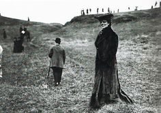 Luisa Casati at a foxhunt, photographer unknown 1903