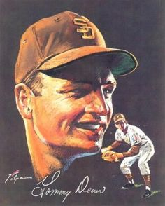 Tommy Dean San Diego Padres, Trading Card Database, National League, Mlb, Dean, Baseball Cards, Sports, 1960s, Hs Sports
