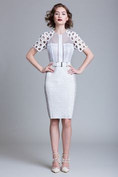 BL3749 sheer white sequin sheath dress.jpg