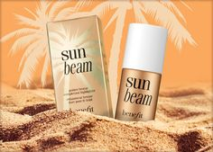 Benefit Cosmetics - sun beam #benefitgals