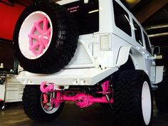 White and pink  love it