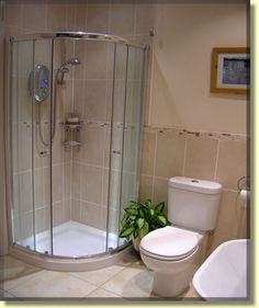 Completed bathroom after design and refit from our bathroom before and after collection in Belfast.