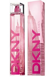 DKNY Summer 2014 Donna Karan perfume - a new fragrance for women 2014