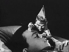 Doll On Your Head GIF - Creepy Scary Doll GIFs