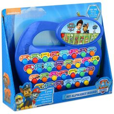 Buy Paw Patrol Fun Phonics at Argos.co.uk - Your Online Shop for Electronic learning toys, Electronic toys, Toys.