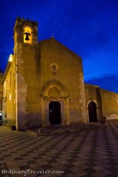 Corso Umberto in Taormina Sicily