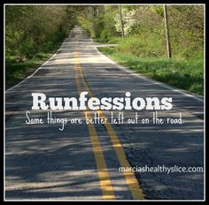 Taking the Long Way Home: Runfessions: August Edition