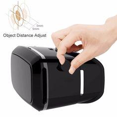 Hot  Virtual Reality 3D Glasses VR BOX Google Cardboard 3D Helmet For Smartphone