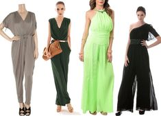 The world's top fashion brands have designer jumpsuits in their collections, and that means that they are seen more and more on runways, red carpets, and formal affairs. Description from choozone.com. I searched for this on bing.com/images