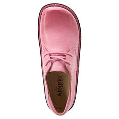 Alegria Bree Petal Burnish. And they're NOT kids shoes!