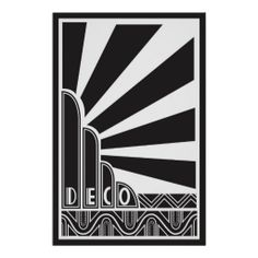 Art Deco style acted as a form of advertisement on its own. By the late advertising with Art Deco became more widespread with everything from departme. Estilo Art Deco, Arte Art Deco, Moda Art Deco, Art Deco Print, Art Deco Illustration, Art Nouveau, Art Quotidien, Interiores Art Deco, Art Deco Artwork