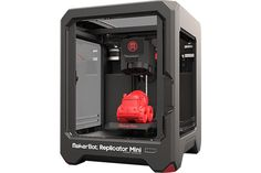 Win the Makerbot Replicator Mini Printer!: Win the Makerbot Replicator Mini Printer! Printer Desk, Desktop 3d Printer, Printer Storage, 3d Printing Companies, 3d Printing Business, Fused Deposition Modeling, 3d Printer Supplies, Printable Coupons, Geek Gifts