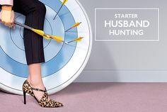 ¿Cazar hombres? Sí, queremos cazar miradas y cazar suspiros de nuestra pareja. Cazar envidias, cazar éxitos, cazar sueños… ¡eso y mucho más!  ¡Ve por ellos! tus zapatos serán armas infalibles.
