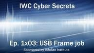 Cyber Secrets: Rubber Ducky Frame job.  Anti-forensics using usb devices