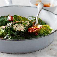 Col rellena con CuCo. Una receta sana y deliciosa para disfrutar cuando quieras. Descúbrela aquí: www.clubcocinamoulinex.es/recetas/detalle/65