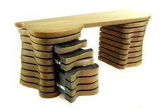 Mobiliers Design bois par Robert Brou decodesign / Décoration