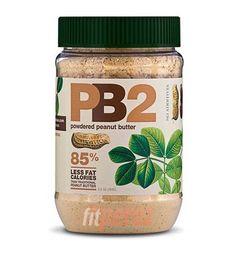 Powdered Peanut Butter! Sounds weird