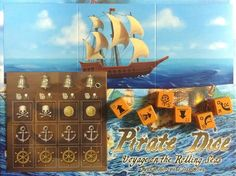 Pirate Dice: 5th Player Expansion