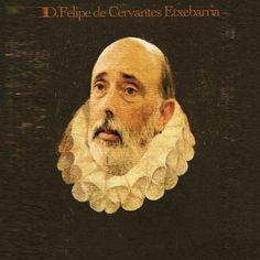 Ilustre forense Felipe Etxebarria y los restos de Cervantes.