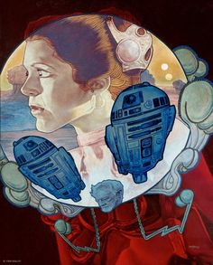 Star Wars Day Art Show Gallery Nucleus | The Mary Sue
