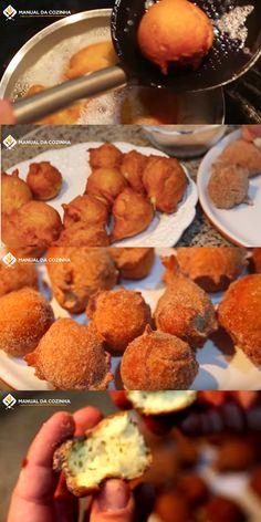 BOLINHO DE CHUVA SEGREDINHO – VOVÓ GRANIG #bolinhodechuva #bolinho #vovo #sobremesas #cozinha #receita #receitafacil #receitas #comida #food #manualdacozinha #aguanaboca #alexgranig