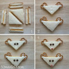 52 Mantels: Hosting a Kids' Christmas Cookie Party!