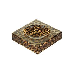 Discover+the+Alexandra+Von+Furstenberg+Accent+Candy+Bowl+-+Leopard+at+Amara